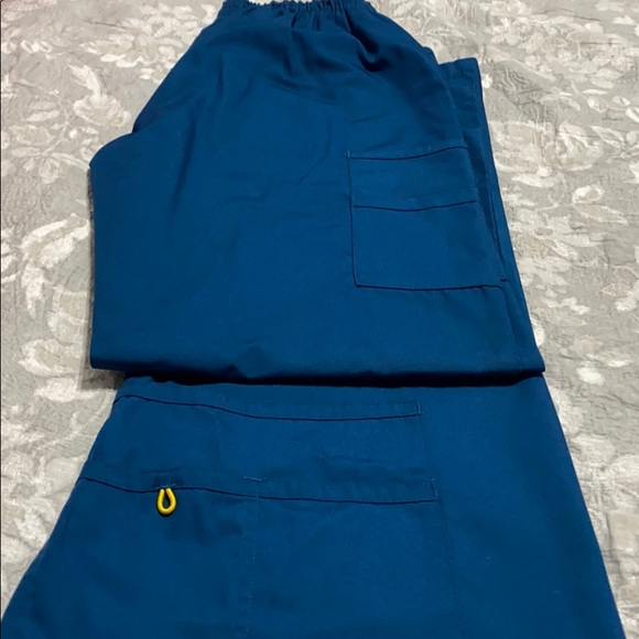 Almost beautiful color scrubs